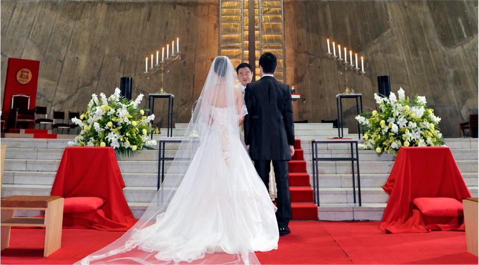 結婚式のご案内